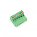 Pluggable Terminal Block - 6P - 5.08m Pitch - Straight Male Connector