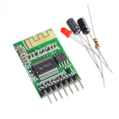 Bluetooth Audio Receiver Module  - Stereo Output - 5V DC Operation