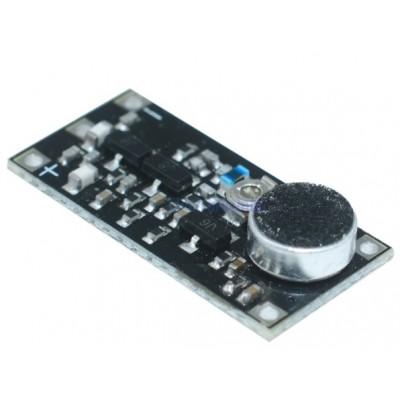 FM transmitter module - 88-108MHz - 2-9VDC Operation