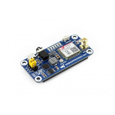 GSM/GPRS/GNSS/Bluetooth HAT for Raspberry Pi - SIM868