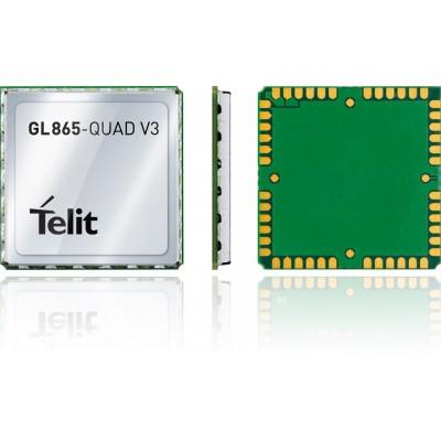 GL865 QUAD V3 -  Quad-band GSM / GPRS Module - VQFN Package