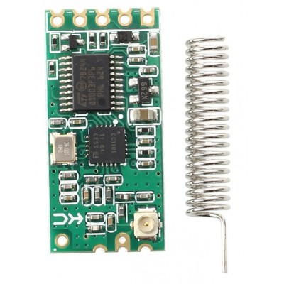 HC-11 - Wireless Transceiver Module - CC1101 RF - 433MHz