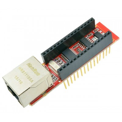 ENC28J60 Ethernet Shield for Arduino Nano