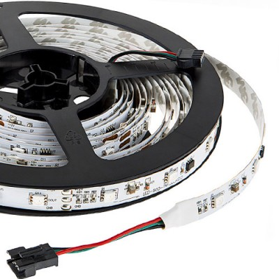 UCS1903 RGB Addressable LED Strip - 60LED/meter - 12V - 1 meter