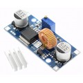 XL4015 DC-DC Step Down Adjustable Power Supply Module w/ Heat Sink