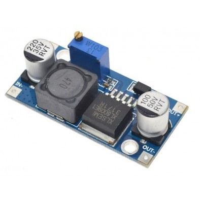 XL6009 - DC-DC Step up Boost Converter Module - 4A - ADJ
