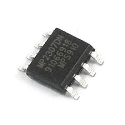 MP2307 - 3A - 23V - 340KHz Synchronous Rectified Step-Down Converter - SOP8
