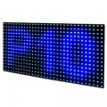 P10 Outdoor LED Display Panel Module - 32x16 - High Brightness BLUE - 5V - Dot Matrix Display - HUB12