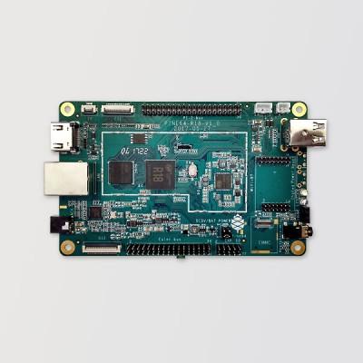 PINE A64+ 2GB  - LTS - 64-bit Single Board Computer - ARM Cortex A53 1.2 GHz Quad Core