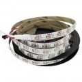 Neopixel WS2812B RGB LED Strip - 5V - 60LEDs / meter - Inbuilt chip - White - 1 meter