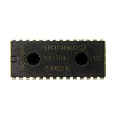LPC1114FN28 - ARM Cortex M0 - 32 Bit - PDIP28 - NXP Semiconductor