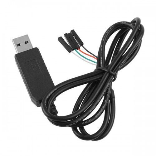 USB-TTL Converter Serial Cable - PL2303 Based - 4 Wire
