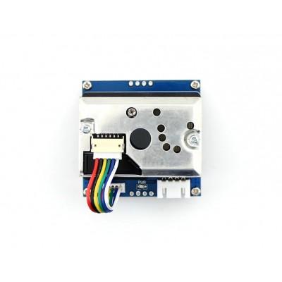 GP2Y1010AU0F Based Dust Sensor Module - Air Quality Sensor - Embbeded Voltage Booster