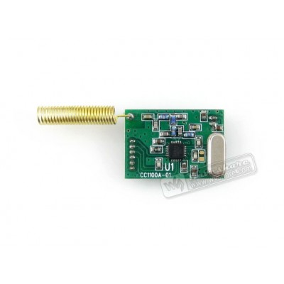 CC1101 - Low Power 433 MHz RF Transceiver Module - SPI Interface