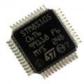 STM8S105C6T6 - 8-bit MCU  - 32K Flash - 2K RAM - ADC - TQFP48 - ST
