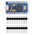Arduino Pro Micro Clone - MEGA32U4 - 5V/16MHz - Micro USB