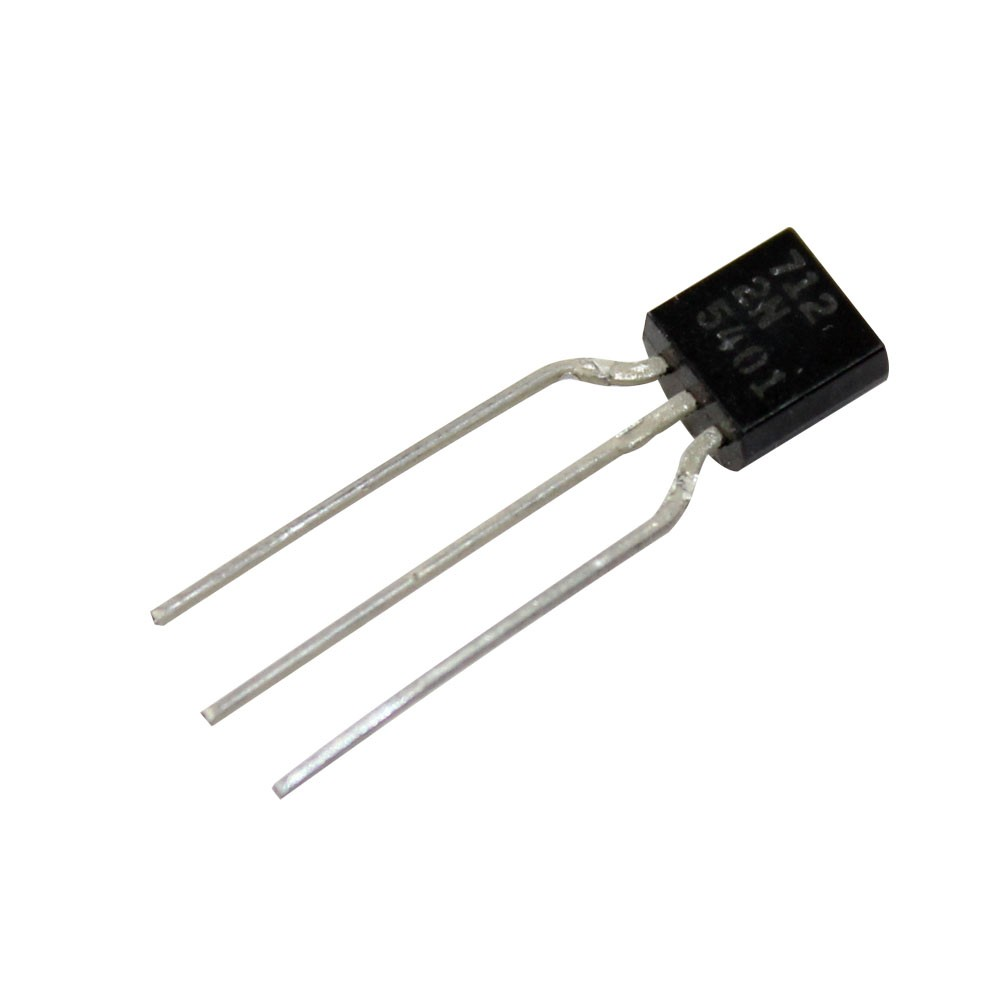 2n5401 pnp high voltage transistor to92 for Transistor fonction