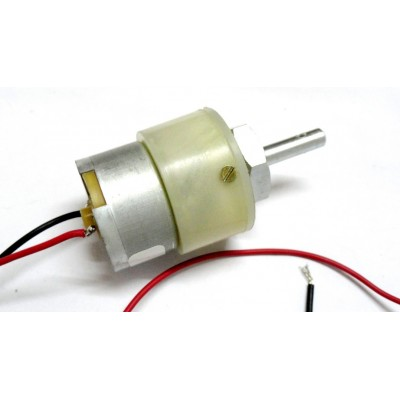 Dc geared motor 12v 10 rpm 3 5 kg cm for 7 rpm gear motor