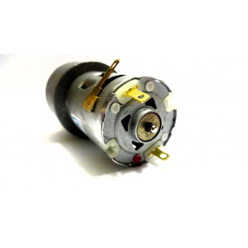 High Torque Metal Geared Dc Motor 300 Rpm 6mm Circular Shaft