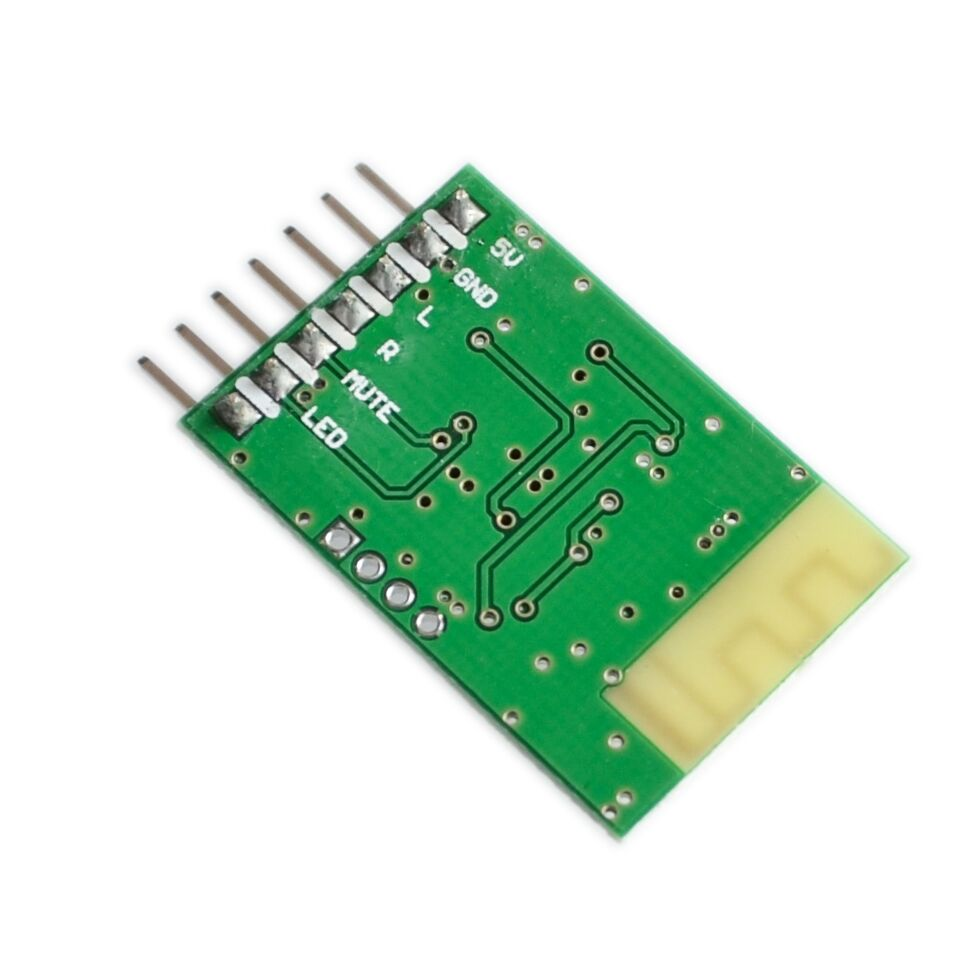 Bluetooth Audio Receiver Module Stereo Output 5v Dc Operation 32w Hi Fi Amplifier With Tda2050 Build Your Own Speakers And Functionality To Existing This Tiny Low Cost Effective
