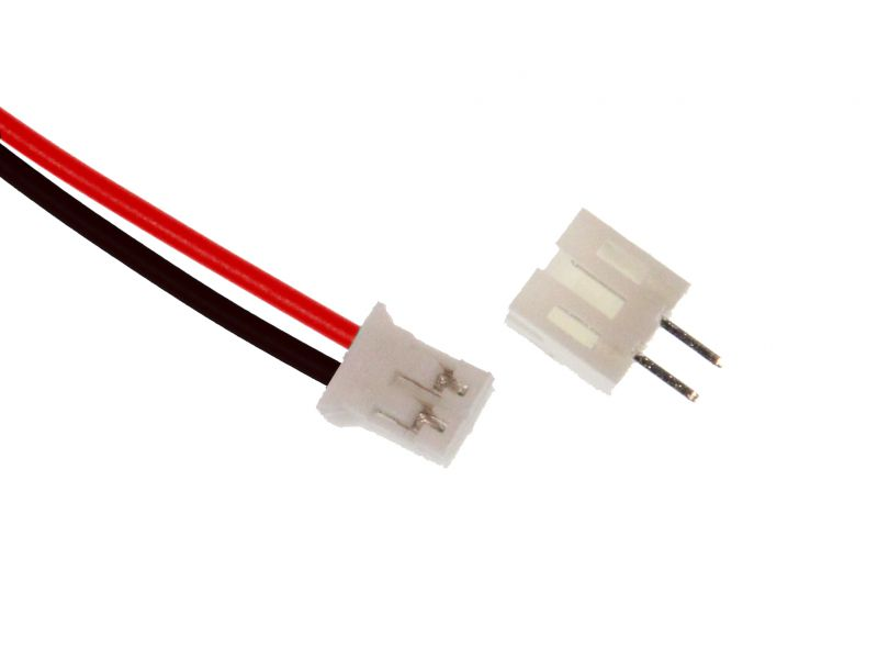2 Wire Connectors | 2 Pin Jst Ph 2 0 Male Female Connector Set Of 2 2mm Pitch