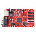 LED Display Controller Card  - 16*3072 Points - USB+Serial+Ethernet  - P10 LED controller
