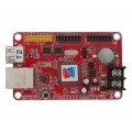 T2 - LED Display Controller Card - Ethernet + USB - 1024*32 - Single Color