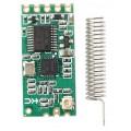 HC-11 - Wireless Transceiver Module - CC1101 RF - 433MHz
