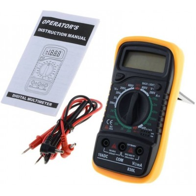 Digital Multimeter MAS-830L