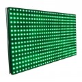 P10 High Brightness  Green LED Display Panel - SMD -  32*16 - 4 Scan - 5V - HUB12 -Semi Outdoor