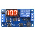 Time Triggered Relay Module - 12VDC - 3 Digit LED Display