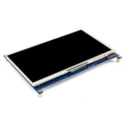 7inch HDMI LCD (C) - 1024×600, IPS, supports various systems