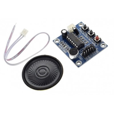 ISD1820 Voice Recorder Playback Module with Speaker