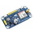 SIM800C based GSM/GPRS/Bluetooth HAT for Raspberry Pi