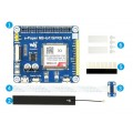 e-Paper IoT Driver HAT for Raspberry Pi, Supports NB-IoT/eMTC/GPRS - SIM7000E