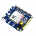 SIM7600G-H Based 4G / 3G / 2G / GSM / GPRS / GNSS HAT for Raspberry Pi, LTE CAT4 ***Global Version***