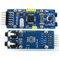 VS1003B MP3 CODEC Board - SPI Interface