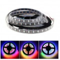 5 Meter Reel  - IP67 Waterproof- NeoPixel WS2812B Addressable LED Strip - 5V - 60 led/mtr - Black PCB