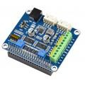 DRV8825 Based Stepper Motor HAT for Raspberry Pi - For 2 Stepper Motors