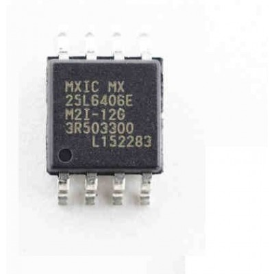 MXIC MX25L6406EM2I-12G 64Mb FLASH NOR Memory IC  SPI 86MHz - SOP8 200mil