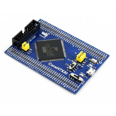 STM32H743IIT6 MCU core board - CoreH743I - STM32H7 - 480MHz - ARM Cortex M7 - 2MB Flash - 1 MB RAM