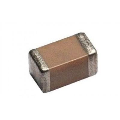10uF 50V 0402 SMD Chip Capacitor ±10% X7R AVX - 04025C106KAT2A