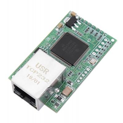 USR-TCP232-E2 Dual Serial UART TTL to Ethernet Converter Module