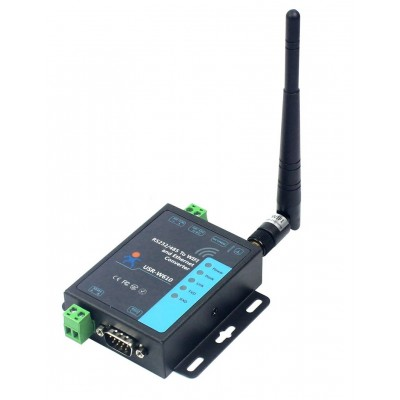 Industrial RS485/ RS232 to WiFi / Ethernet Converter - USR-W610