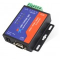 Industrial RS232/RS485/RS422  to Ethernet Converter USR-TCP232-306, Power Adapter Included