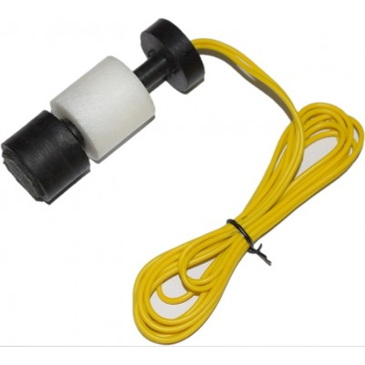 HT06 Magnetic Float Switch with Counter Weight , Vertical Mount, 1meter Wire