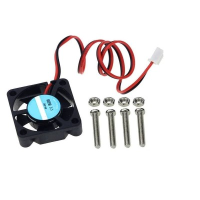 3010 30x30x10 5V Cooling Fan for Raspberry Pi - Screws Set included