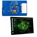 10.1inch Capacitive Touch Screen LCD (E), 1024×600, HDMI, IPS, Fully Laminated Screen, Supports Raspberry Pi, Jetson Nano, And PC