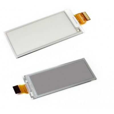 2.9inch E-Paper (C) E-Ink Raw Display, 296×128, Yellow / Black / White, SPI, without PCB