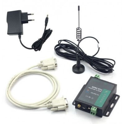 USR-GPRS232-730 GSM Modem RS232/485 to 2G GSM Converter